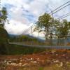В Германии для привлечения туристов построен гигантский подвесной мост