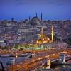 Компания «MasterCard» поставила Стамбул на третью строчку рейтинга популярности европейских городов