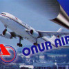 Авиакомпания Onur Air будет совершать регулярные рейсы в Европу