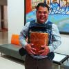 Тайцы продемонстрировали бронежилет на основе природного каучука и коконов шелкопряда