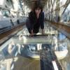 Над Тауэрским мостом открылась прозрачная галерея