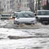 Ливень в Анталии вызвал подтопление улиц