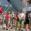 Российские туристы заполонили Анталью