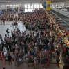Аэропорт Анталии продолжает удивлять новыми рекордами