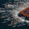 В заплыве через Босфор приняло участие рекордное число спортсменов