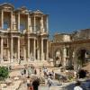 Посещаемость туристами античных памятников Измира выросла в этом году