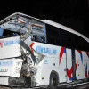 Три туриста получили ранения в результате аварии автобуса в Турции
