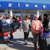 За 7 месяцев количество прилетающих в Анталию снизилось на 6,38%