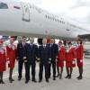 Авиакомпания Royal Flight совершила первый рейс Пермь-Анталия