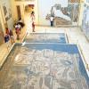 Музей мозаики турецкого города Хатай претендует на звание крупнейшего в мире