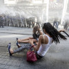 Гей-парад в Стамбуле разогнали водомётами и слезоточивым газом