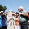Посещаемость Стамбула иностранными туристами вновь растёт