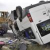Авария автобуса в Турции унесла жизнь российской туристки