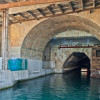 Секретная база подводных лодок под Севастополем стала туристической достопримечательностью