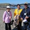 Японским туристам не дали посетить могилы предков на Курилах