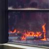 Рядом с аэропортом «Шереметьево» вспыхнул пассажирский автобус