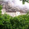В турецком монастыре Панагия Сумела оборудуют лифт для туристов