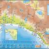 Карта Турции на русском языке