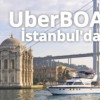Компания Uber презентовала онлайн-сервис по вызову водного такси в Стамбуле
