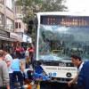 В столице Турции автобус протаранил остановку с людьми, 12 погибших, 13 раненых