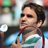 Швейцарец Роджер Федерер стал первым полуфиналистом Открытого чемпионата Австралии