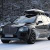 Кроссовер Bentley Bentayga: Новые фото