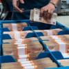 Золотовалютные резервыРФ увеличились практически на6 млрд долларов замесяц