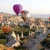 Каппадокия: популярность полетов на воздушных шарах неуклонно растет