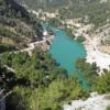 Зеленый Каньон близ турецкой Анталии — путешествие, которое запомнится навсегда