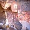 Загадочные рисунки на стенах пещеры Куэва-де-лас-Манос Аргентина