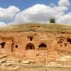 1400-летняя галерея-могила в древнем городе Дараа открыта для посетителей в Турции