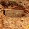 Древний саркофаг обнаружили в момент дорожно-ремонтных работ в Стамбуле