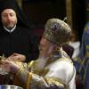 В Стамбуле на Рождество по традиция ныряли за крестом