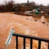 Дожди в юго-восточной провинции Шанлиурфа привели к сильнейшему наводнению