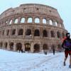 «Зверь с востока» приносит снег и морозную погоду по всей Европе