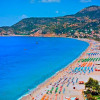 Объявлен список лучших пляжей в Европе с Голубым флагом, который возглавила турецкая Анталия
