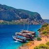 Популярные направления в Турции