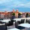 5 отелей искусства и культуры, чтобы остановиться в Риме, Италия