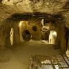 Изучение подземных городов Каппадокии в Центральной Турции