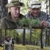 Владимир Путин принял участие в пешем туризме в заповеднике Сибири