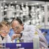 Амстердам, Научный центр NEMO, привлекает не только детей