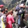 40 туристов эвакуировали на вертолетах из дождливого Северного Сиккима в Индии