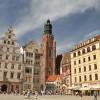 Старый город во Вроцлаве, Польша