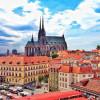 Посетите Брно — второй по величине чешский город
