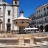 Эвора — португальский город с запутанными улицами