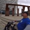 Испанский путешественник на коляске и известный блогер выделяет Северную Ирландию как один из лучших регионов для инвалидов туристов