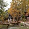 Осенние оттенки делают окраины Малатьи Анатолии еще более живописными