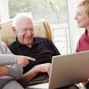 Социальные медиа могут снизить риск депрессии у пожилых людей