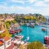 Анталия — уникальный средиземноморский город