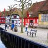 Город на восточном побережье Дании — Орхус — европейская столица культуры